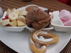 Marshmallows and Ice Cream